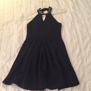 Francesca's Little Black Dress